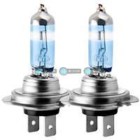 Галогеновые лампы Brevia H7 Max Power + 100% 12V 55W