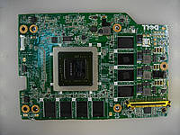 Видеокарта NVIDIA QADRO FX2800m N10E-GLM-B2 DELL Precision M6500 (PP08X)