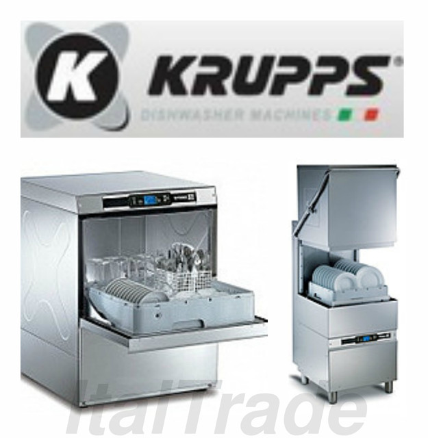 Посудомоечные машины Krupps (Италия)