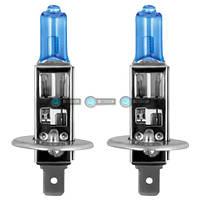 Галогеновые лампы Brevia H1 Power Blue 4200 K 12V 55W