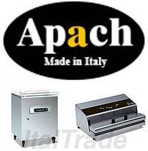 Вакуумные упаковщики Apach (Италия)