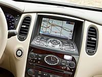 Штатное головное устройство с GPS навигацией для Infiniti EX-series (EX35/EX37) - Мультимедийная система 08IT