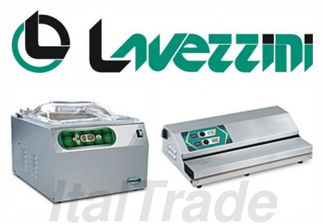Вакуумные упаковщики Lavezzini (Италия)