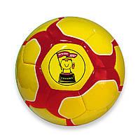 Футбольный мяч с логотипом, фото 1