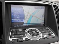 Штатное головное устройство с GPS навигацией для Infiniti FX-series (FX35/FX50/FX37) - Мультимедийная система