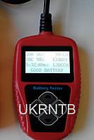 Аккумуляторный тестер / Тестер мотоциклетных АКБ / Акумуляторний тестер / Тестер батарей ИБП (UPS) 2-30 Ач
