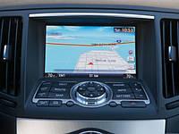 Штатное головное устройство с GPS навигацией для Infiniti G-series (G37) - Мультимедийная система 08IT