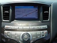 Штатное головное устройство с GPS навигацией для Infiniti JX-series (JX35) - Мультимедийная система 08IT
