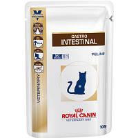Royal Canin Gastro Intestinal Feline 100 г нарушение пищеварения