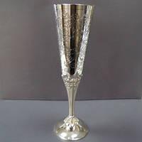 Бокал серебряный для шампанского арт. 0700117000