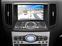 Штатное головное устройство с GPS навигацией для Infiniti Q-series (Q60) - Мультимедийная система 08IT