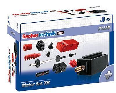 Fisсhertechnik PLUS Набор двигателя XS FT-505281