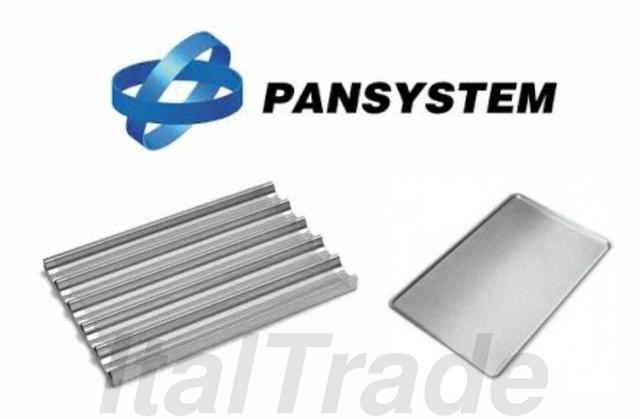Противни алюминиевые Pansystem (Италия)