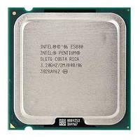 Процессор Intel Pentium Dual-Core E5800 3.2GHz/2MB/800MHz s775, комиссионный товар