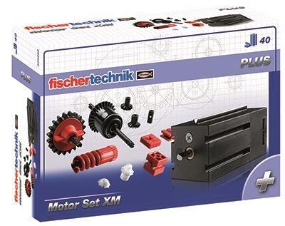 Fisсhertechnik PLUS Набор двигателя XM FT-505282