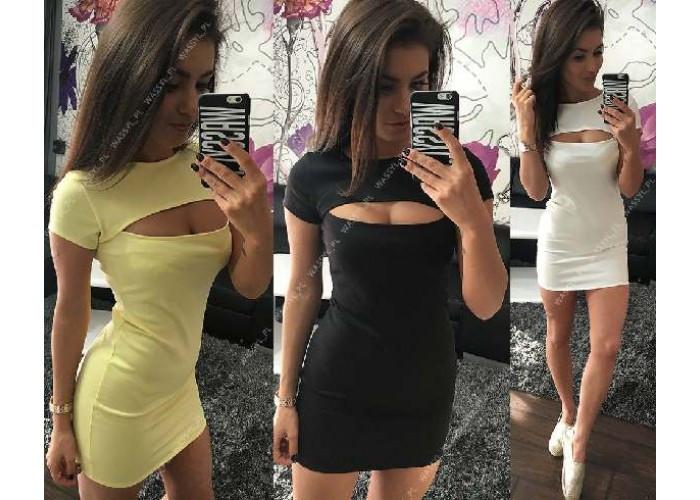 Крутое женское платье на лето