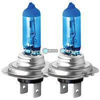 Галогеновые лампы Brevia H7 Power Blue 4200 K 12V 55W