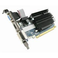 Видеокарта Radeon R5 230, Sapphire, 1Gb DDR3, 64-bit, VGA/DVI/HDMI, 625/1333MHz, Low Profile, Silent (299-8E16