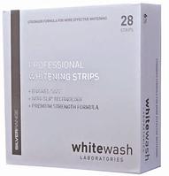 Профессиональные отбеливающие полоски для зубов WhiteWash Laboratories