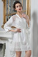 Короткий халат – кимоно Mia-Amore Принцесса (Princess) 8043