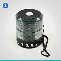 Портативная колонка спикер Bluetooth  SPS WS A887, A334