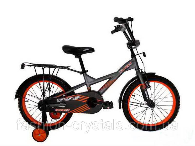 "Велосипед Crosser Street 16"""