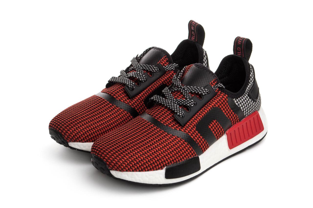 Кроссовки женские Venmx red black 38