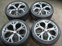 20 колеса на Jaguar F-Typ SR