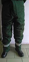 Ватные штаны (зеленые)