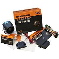 Автосигнализация безбрелочная TEC Electronics Prizrak-710 с сиреной