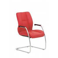 Кресло для конференций ФОРМУЛА FORMULA steel chrome CF LB LE NS