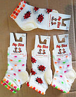 Летние детские носочки для девочки ТМ Африка