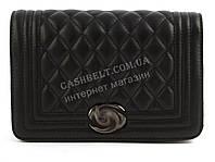Стильный небольшая качественная лаковая женская каркасная сумочка клатч с ремешком Suliya art. 938-1 черный