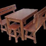Состаренная мебель для баров и ресторанов