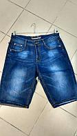 Мужские джинсовые шорты, р-р 32-36