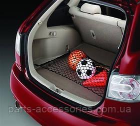 Mazda CX-7 CX7 2007-12 прижимная сетка в багажник Новая Оригинальная