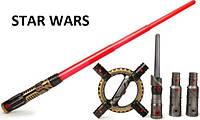 Интерактивный вращающийся световой меч Звёздные Войны, Star Wars BladeBuilders Lightsaber Оригинал из США