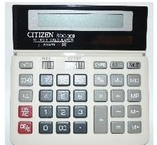 Калькулятор ʺCitizenʺ 12 разрядов. SDC - 368 L. Размер 152 х 154