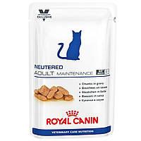 Royal Canin Neutered Adult Maintenance консерва для котов и кошек до 7 лет 100 г