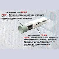 Труба металлопластиковая Труба Sanha MultiFit-Flex 16x2.0 (Германия)