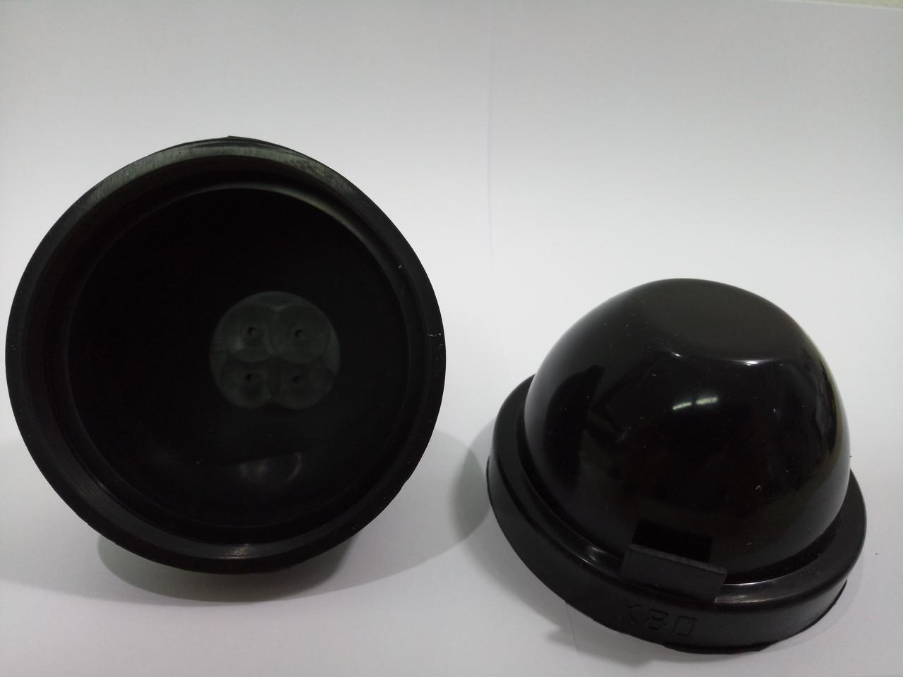 Резинки для установки LED, ксенона  D-80 (151001)