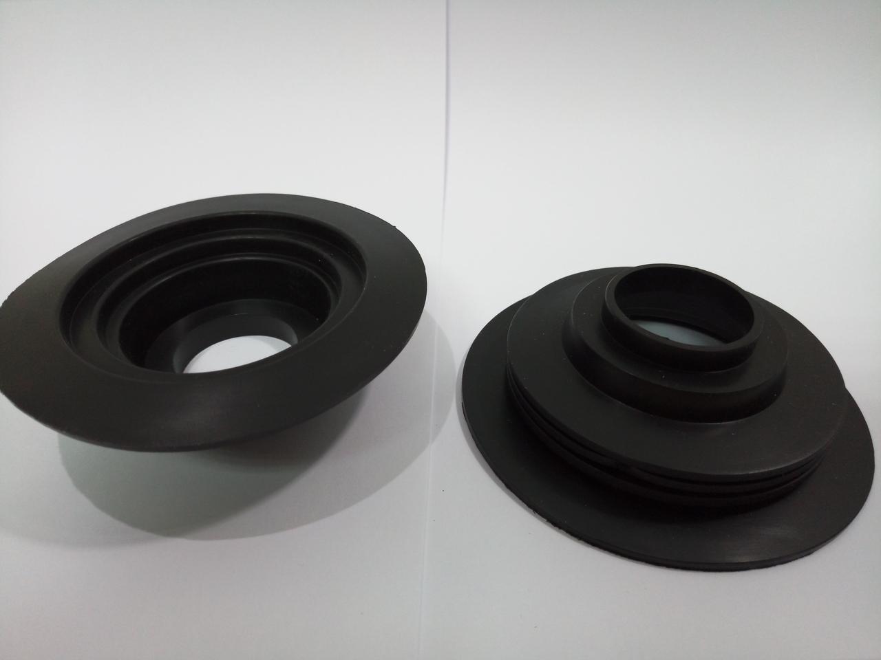 Резинки для установки LED, ксенона  D-55 (151008)