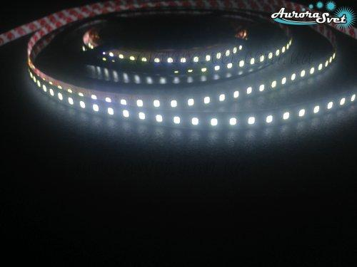 Светодиодная LED лента Premium SMD 2835 IP20 холодный белый led/m 120pcs