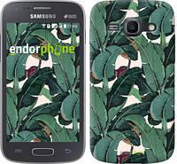 """Чехол на Samsung Galaxy Ace 3 Duos s7272 Банановые листья """"3078c-33"""""""