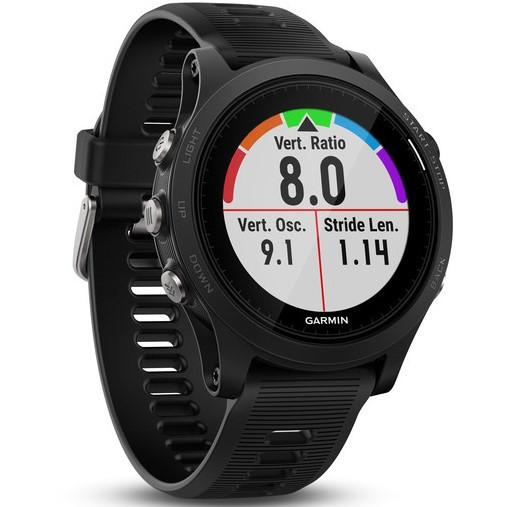 Смарт-годинник Garmin Forerunner 935 Black