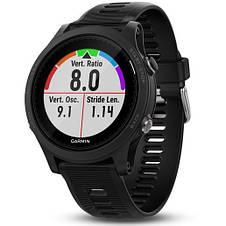 Смарт-годинник Garmin Forerunner 935 Black, фото 3