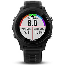 Смарт-годинник Garmin Forerunner 935 Triatlon Bundle, фото 3