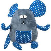 Мягка игрушка - сувенир N2 «Мышка» 00284-14 Копиця