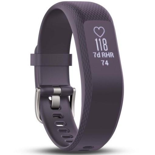Фітнес-браслет Garmin Vivosmart 3 Purple, Small/Medium