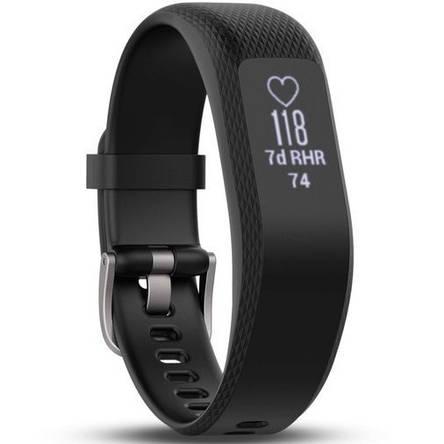 Фітнес-браслет Garmin Vivosmart 3 Black, Large, фото 2